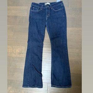 LEVI's 518 Super Low Boot Cut Jeans